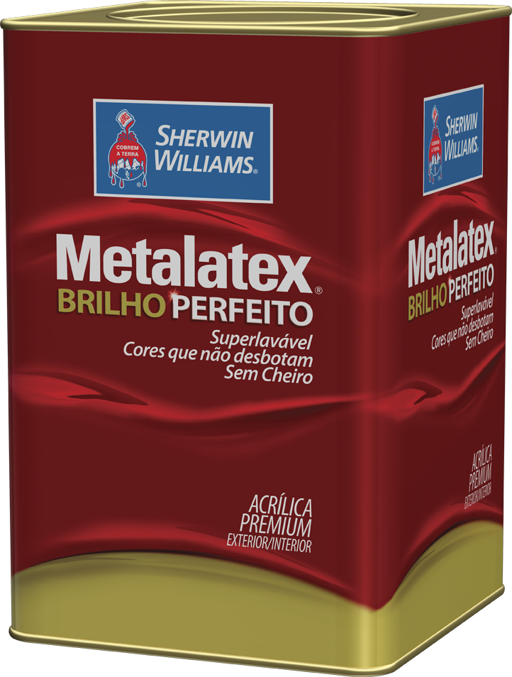METALATEX ACRÌLICA FOSCO SHERWN
