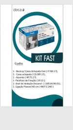 KIT COMPLETO FAST BCA XP76017